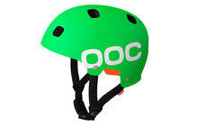 POC Receptor BMX Helm Flow groen